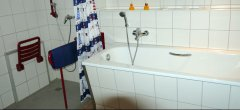 Hygieneeinrichtungen behindertengerecht